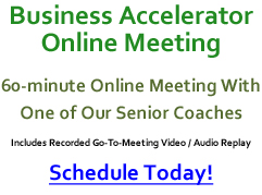 Business Accelerator Meeting